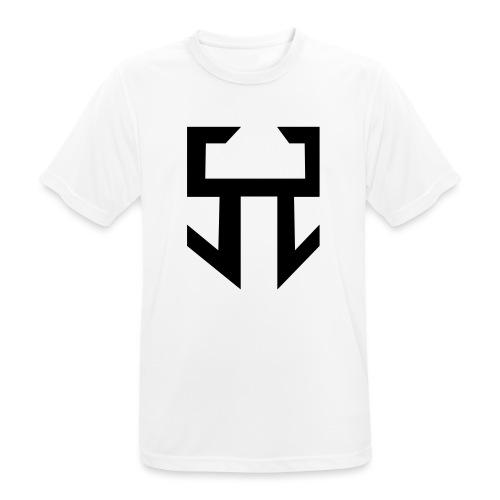 stranger logo - T-shirt respirant Homme