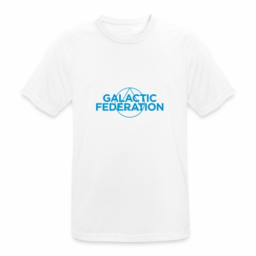 Galactic Federation - Men's Breathable T-Shirt