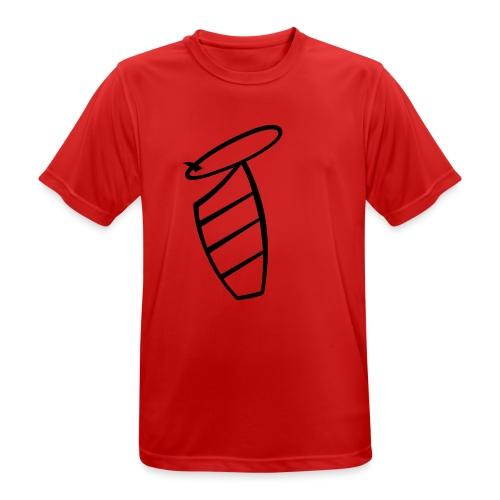 Windsurf - Mannen T-shirt ademend actief