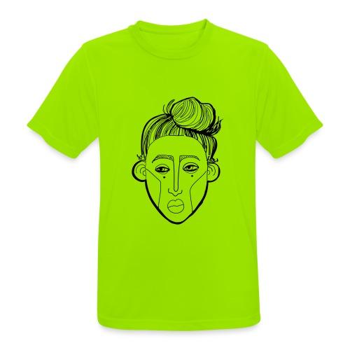 BELLE - miesten tekninen t-paita