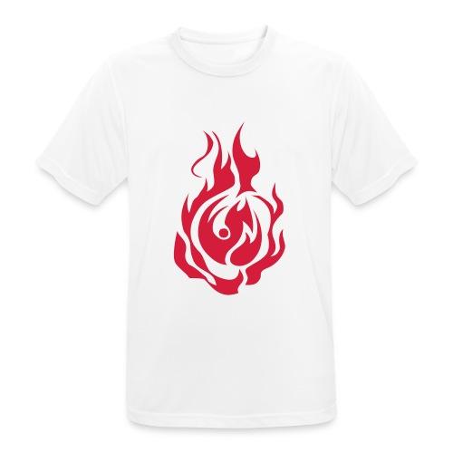 feu - T-shirt respirant Homme