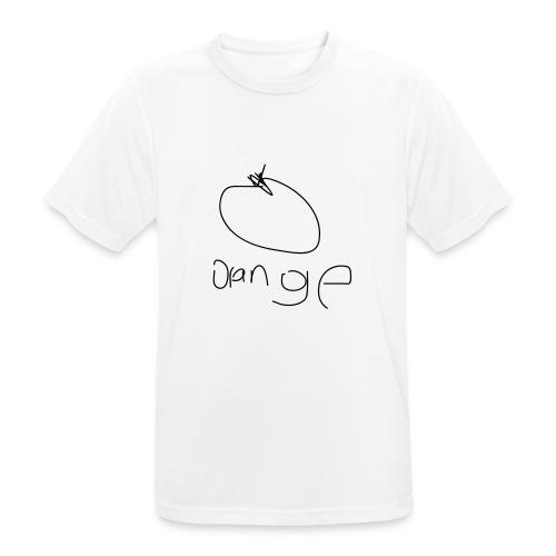 orange - Men's Breathable T-Shirt