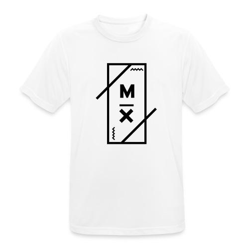 MX_9000 - Mannen T-shirt ademend actief