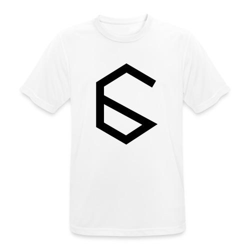 6 - Men's Breathable T-Shirt