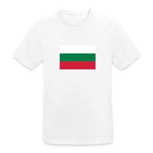Bulgaria - mannen T-shirt ademend