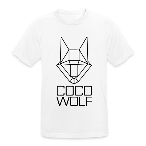 COCO WOLF - Männer T-Shirt atmungsaktiv