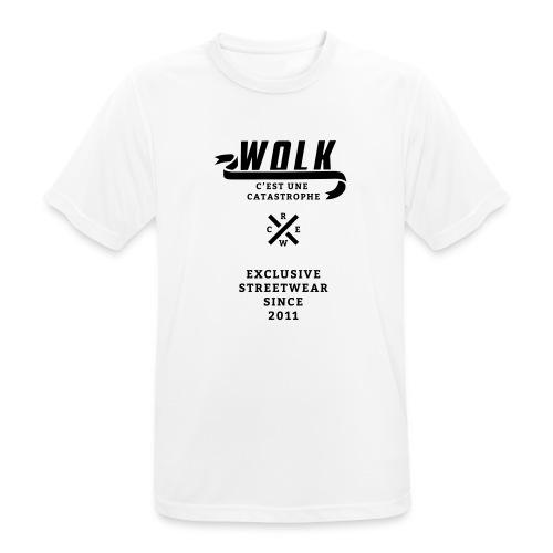 varsityx04 - Mannen T-shirt ademend