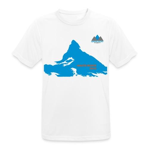 HAUTE ROUTE VORN 2016 - Männer T-Shirt atmungsaktiv