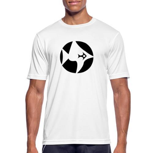 Fisch Design - Männer T-Shirt atmungsaktiv