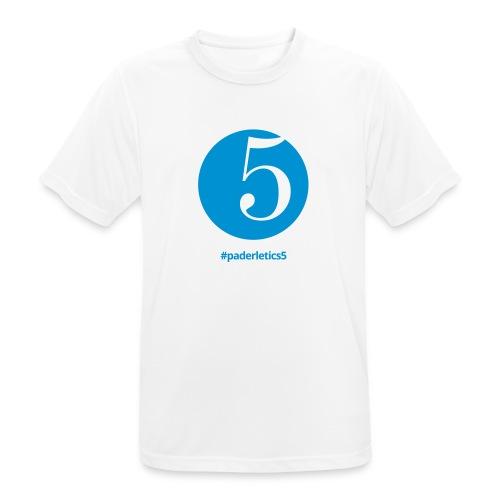 #paderletics5 - Männer T-Shirt atmungsaktiv