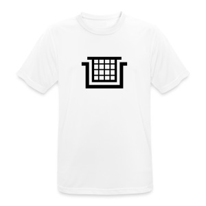 The Best Things in Life are Fried - Men's Breathable T-Shirt
