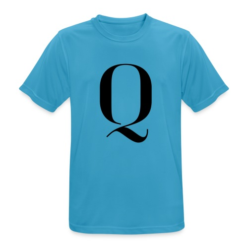 Q - Men's Breathable T-Shirt
