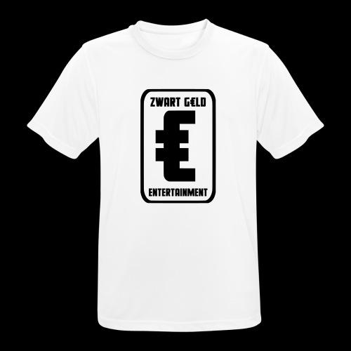 ZwartGeld Logo Sweater - Mannen T-shirt ademend actief