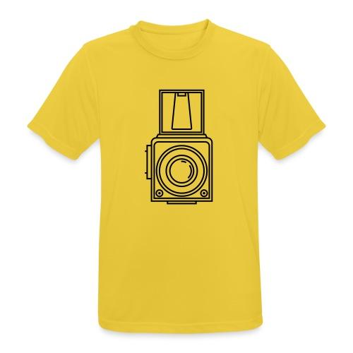 hasselblad 1600 - Men's Breathable T-Shirt