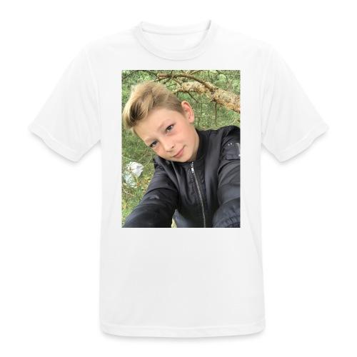 T-shirt - Andningsaktiv T-shirt herr