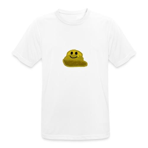 EinfachMC-Logo - Männer T-Shirt atmungsaktiv