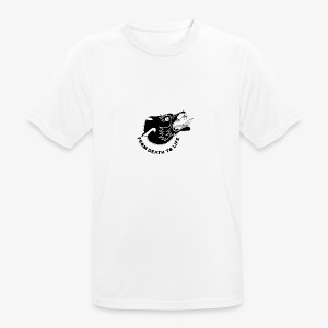 wolf - T-shirt respirant Homme