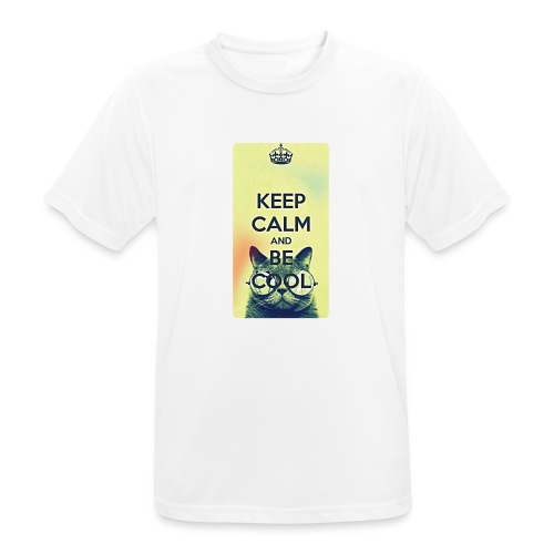 COOL - Mannen T-shirt ademend actief