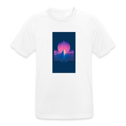 Vaporwave11 - T-shirt respirant Homme