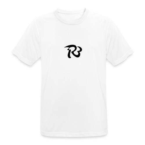 R3 MILITIA LOGO - Men's Breathable T-Shirt