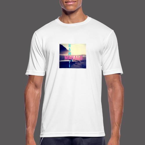 Hawaii Mahalo - Männer T-Shirt atmungsaktiv