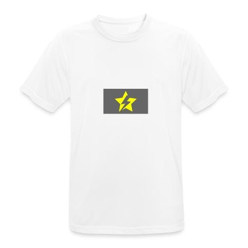 StarbreakerLPs Logo - Männer T-Shirt atmungsaktiv
