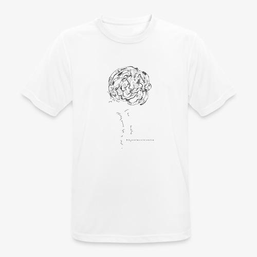 grafica t shirt nuova - Maglietta da uomo traspirante