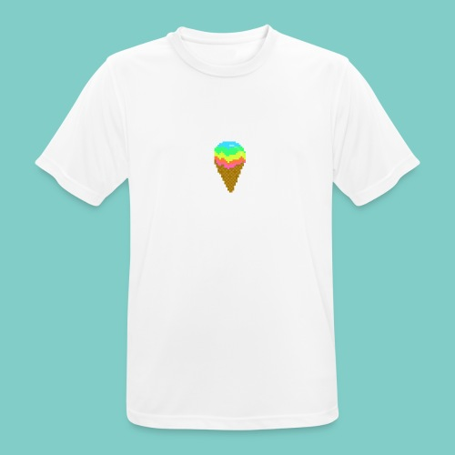 Glace - T-shirt respirant Homme