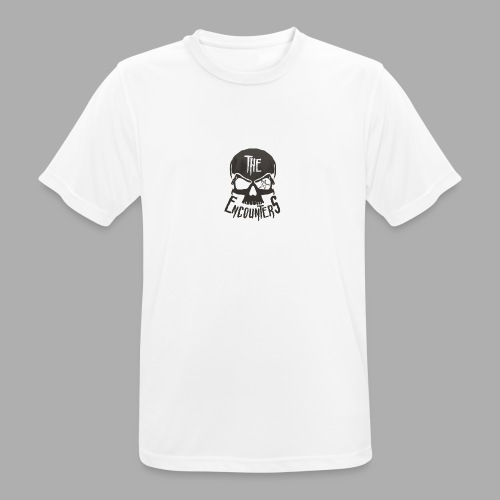 The Encounters Totenkopf - Männer T-Shirt atmungsaktiv