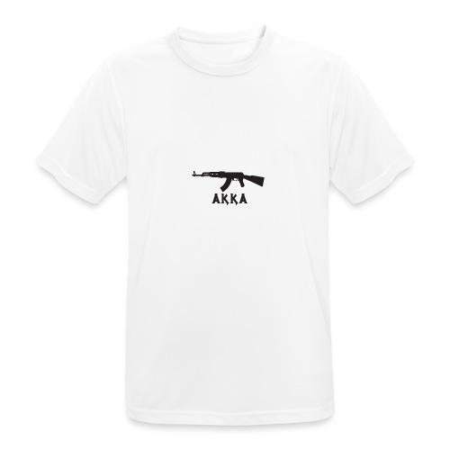 AKKA - Maglietta da uomo traspirante
