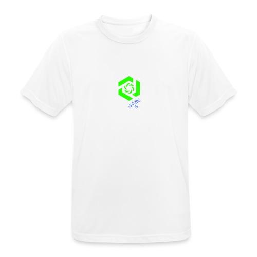 LUSTGANG TV - Männer T-Shirt atmungsaktiv