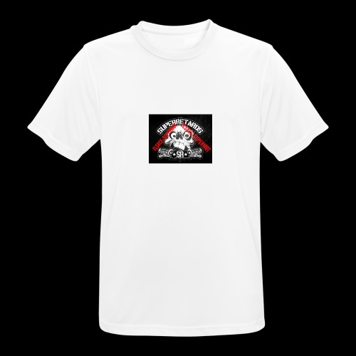 elsace-supermot - T-shirt respirant Homme