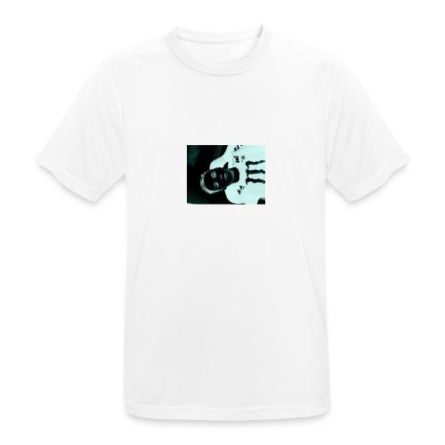 Mikkel sejerup Hansen cover - Herre T-shirt svedtransporterende