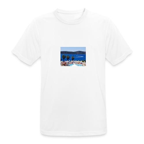 IMG 0720 - Herre T-shirt svedtransporterende