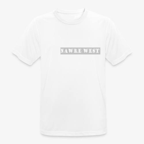 Nawre West - T-shirt respirant Homme