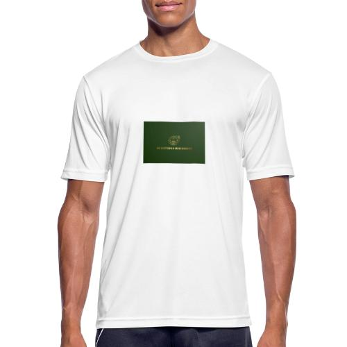 NM Clothing & Merchandise - Herre T-shirt svedtransporterende