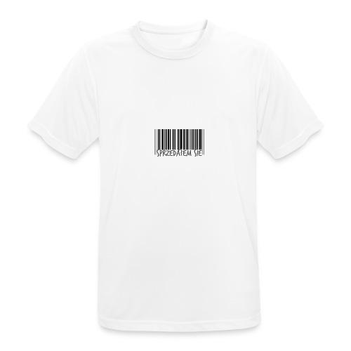 sprzedałem się - Koszulka męska oddychająca