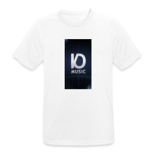 iphone6plus iomusic jpg - Men's Breathable T-Shirt