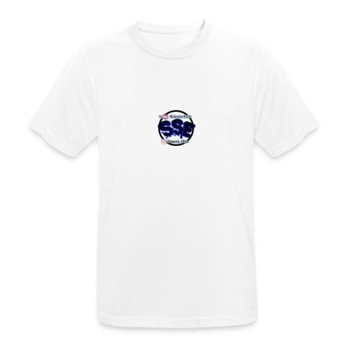 Simson Elite Heeren tshirt - Männer T-Shirt atmungsaktiv