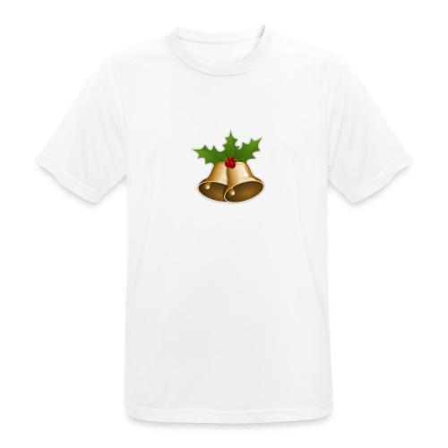 kerstttt - Mannen T-shirt ademend actief