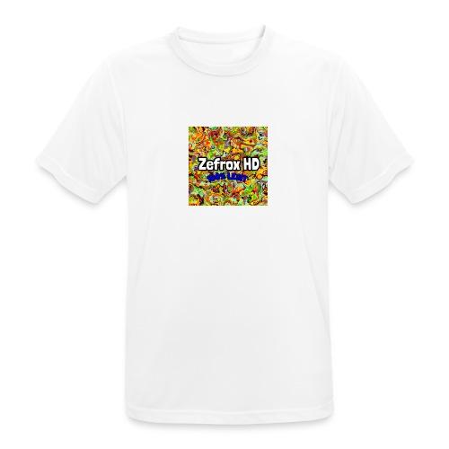4A31E485 2895 4A49 9202 20A89A8EB95B - Andningsaktiv T-shirt herr