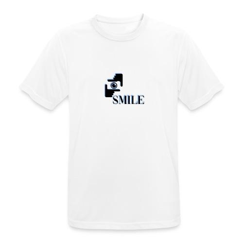 Smile - T-shirt respirant Homme