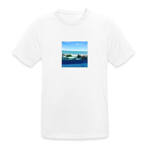 Thailand pattaya - Herre T-shirt svedtransporterende