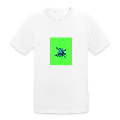 068FA775 78A2 45F9 AFBE 7A4061E47E61 - Men's Breathable T-Shirt