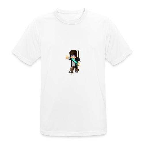 Mein Skin - Männer T-Shirt atmungsaktiv