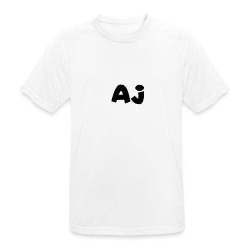 Alleen Juultje shirt - mannen T-shirt ademend