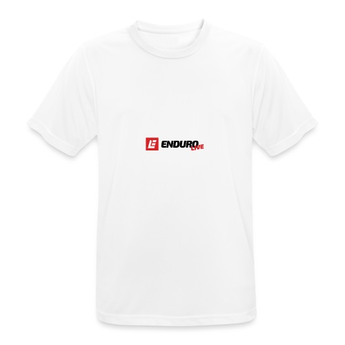 Enduro Live Clothing - Men's Breathable T-Shirt