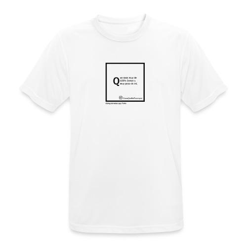 100 cotton - Camiseta hombre transpirable