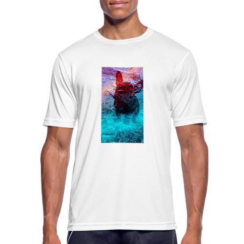 Sweet Frenchie - Männer T-Shirt atmungsaktiv