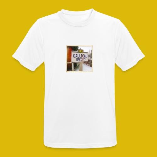 Gogoldorak - T-shirt respirant Homme